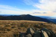 Mt Buller from Mt Stirling