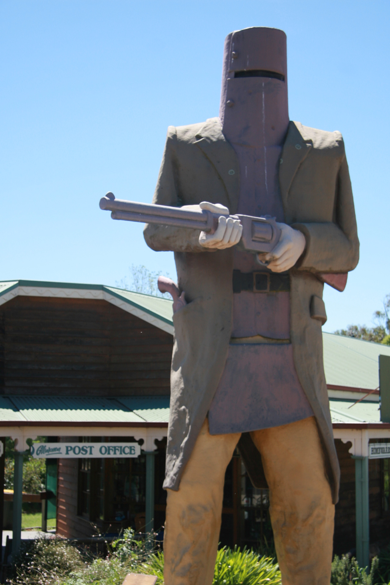Ned Kelly Tours Beechworth
