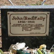 red kelly grave
