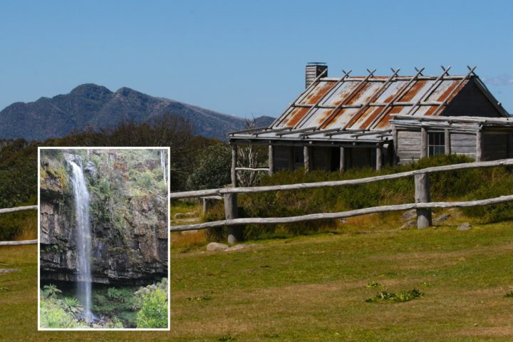 craigs hut and bindaree falls